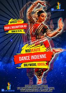 Flyers danse indienne