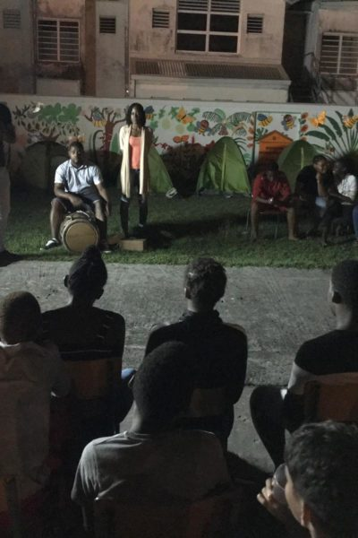 centre social camping